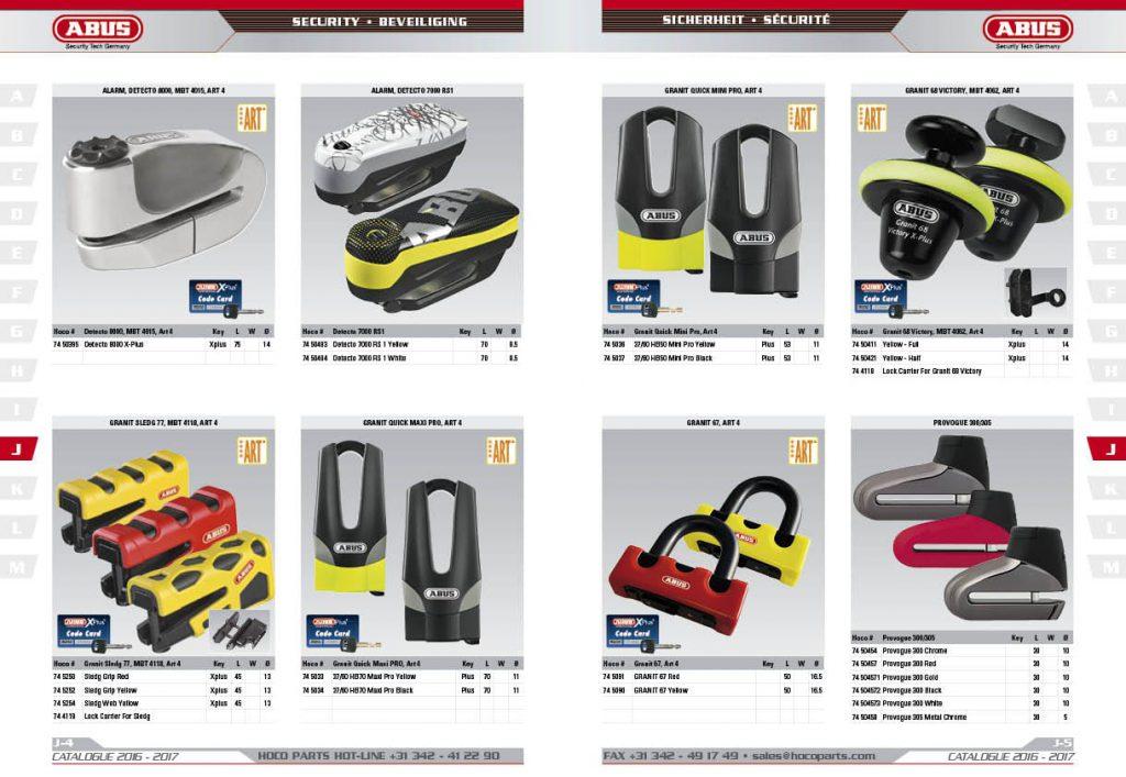 catalog opmaak voor motor dealer uit Barneveld