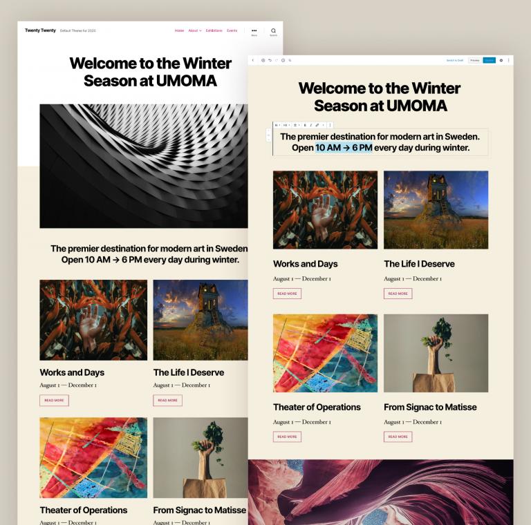 WordPress 5.3 is vrijgegeven